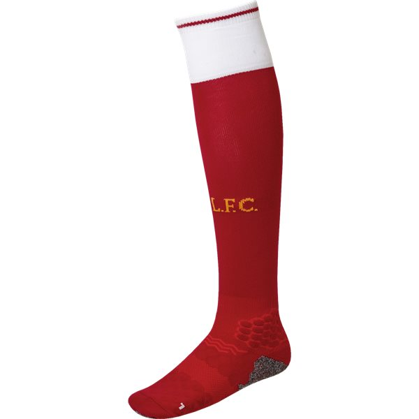 New Balance Liverpool 17/18 Men's Home Sock