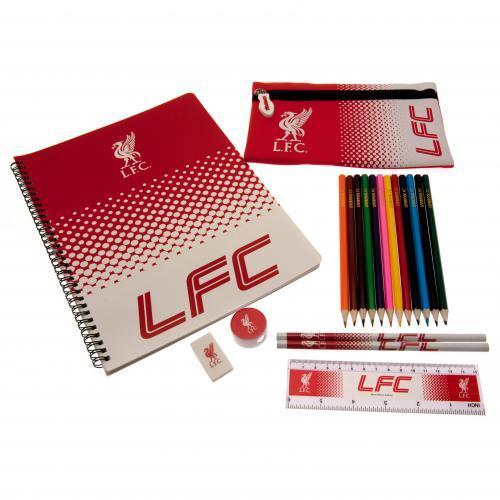 Liverpool Stationery Set