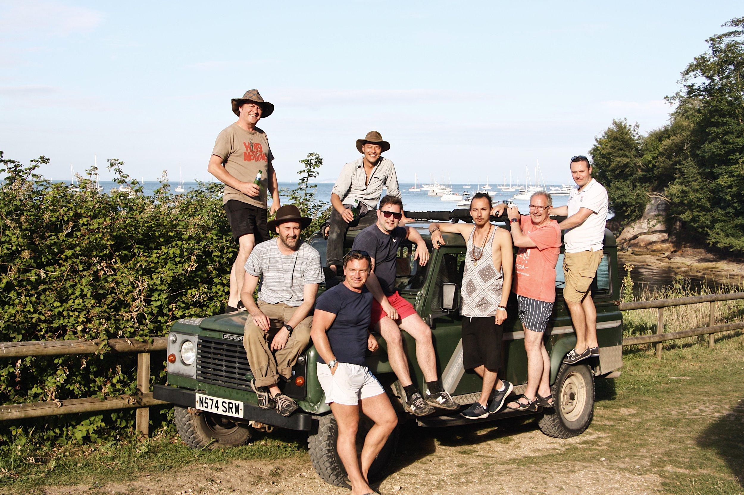 group adventures in dorset
