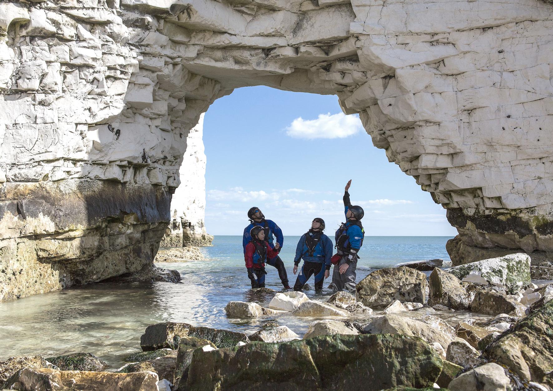 family outdoor adventures in dorset