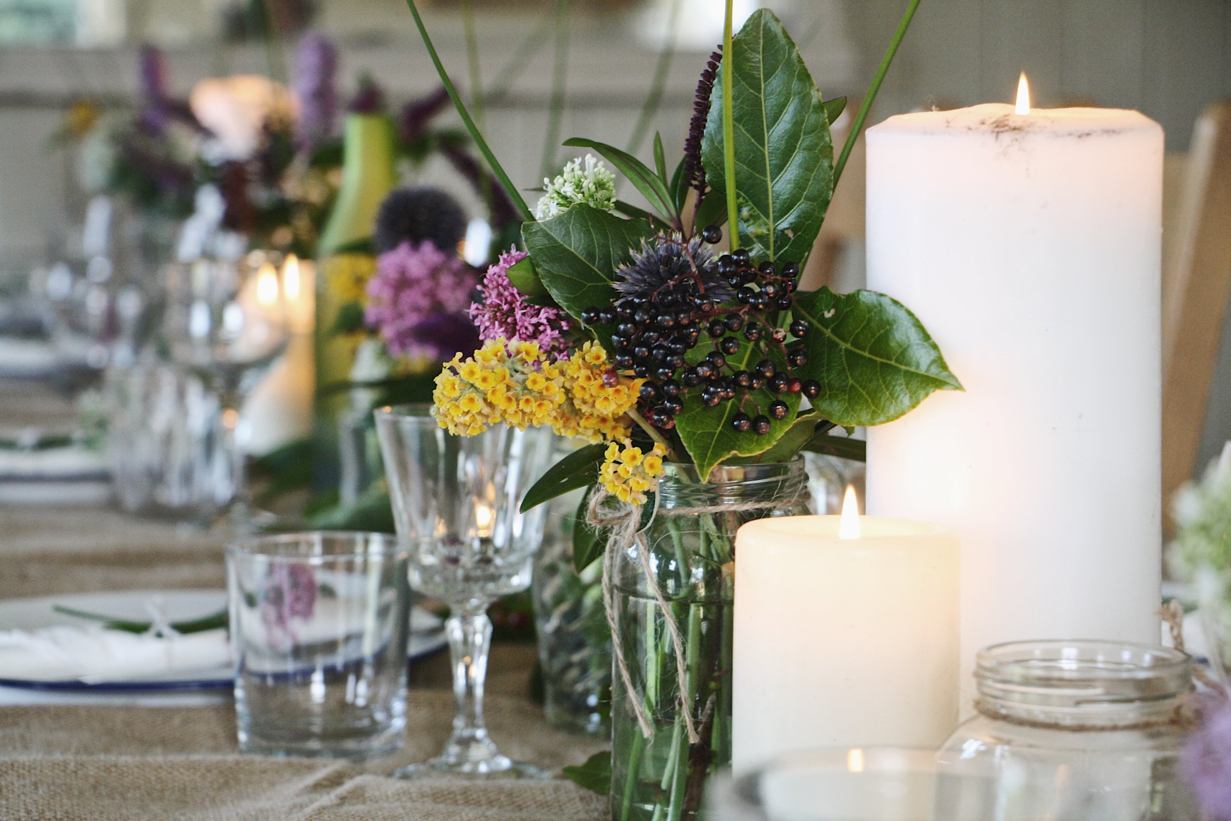 forage & feast event with fore adventure in dorset