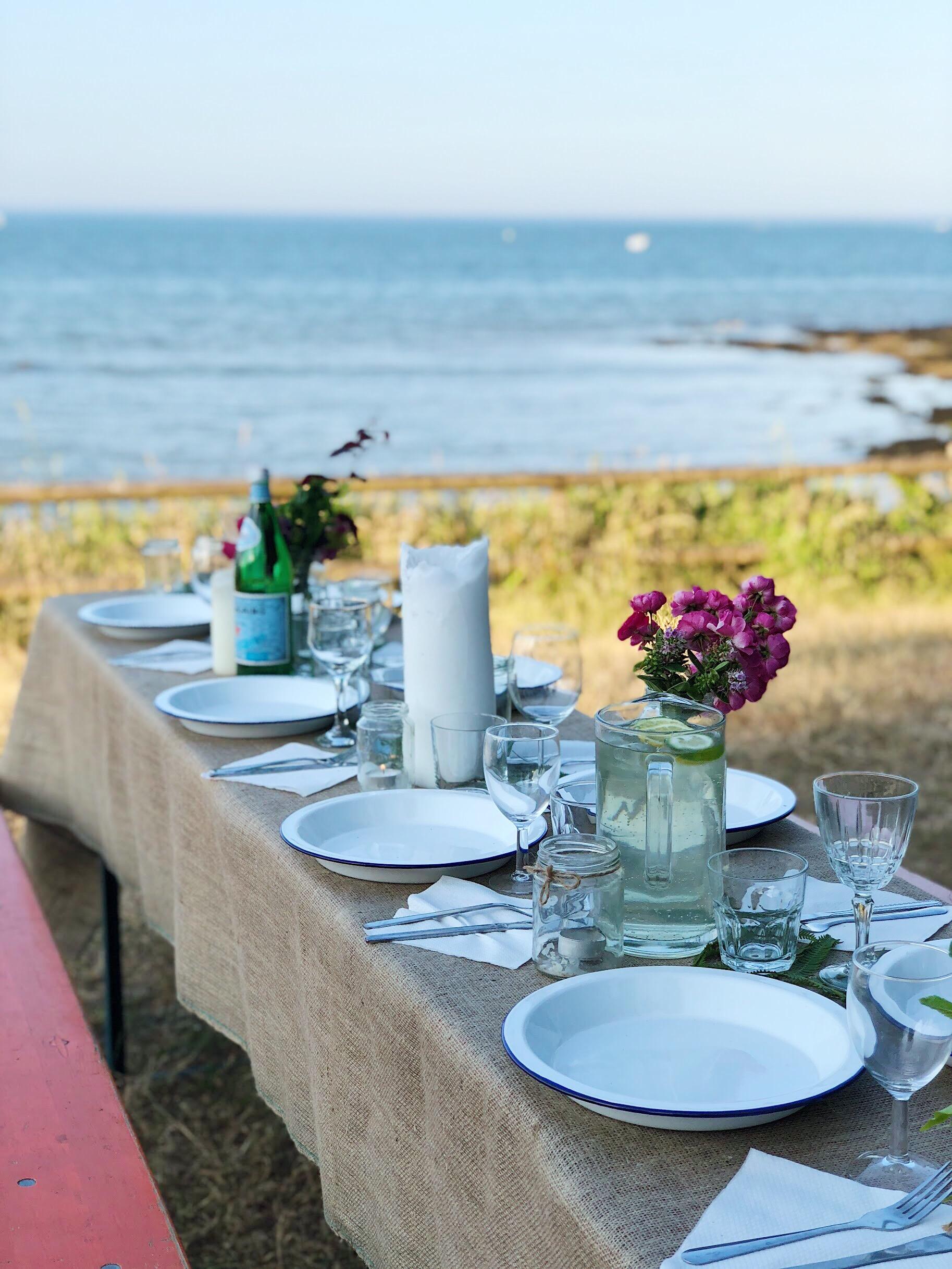beach feast studland