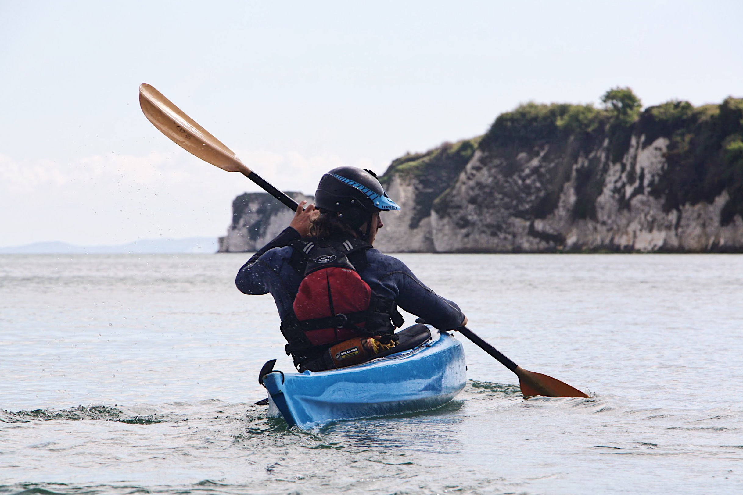 sea kayaking courses in dorset