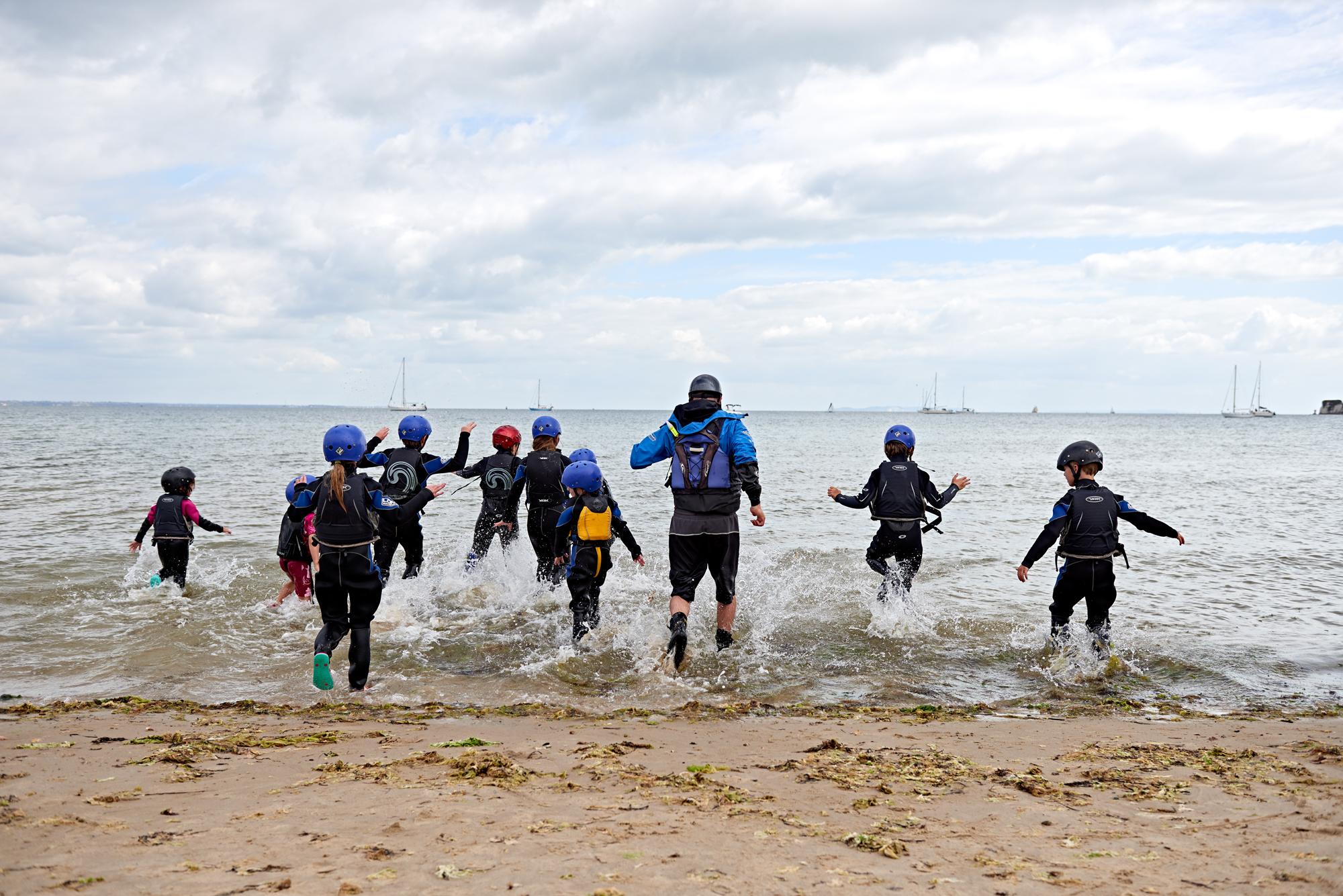 children adventure days in dorset