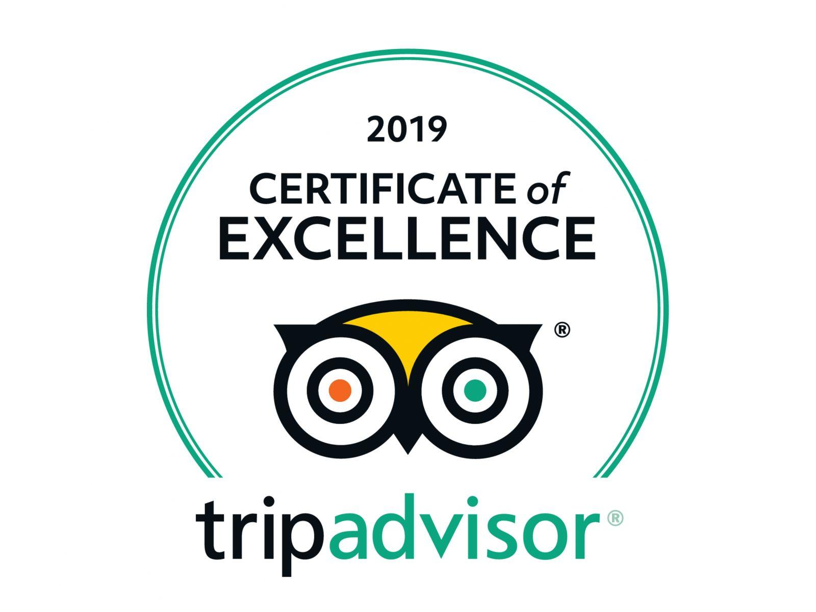 - We've been awarded a Certificate of Excellence! Rated ⭐⭐⭐⭐⭐ on Trip Advisor!