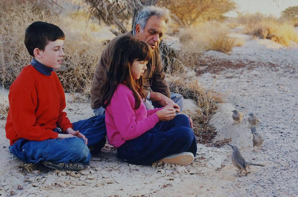 Saba me and Oren in Hazeva.jpg