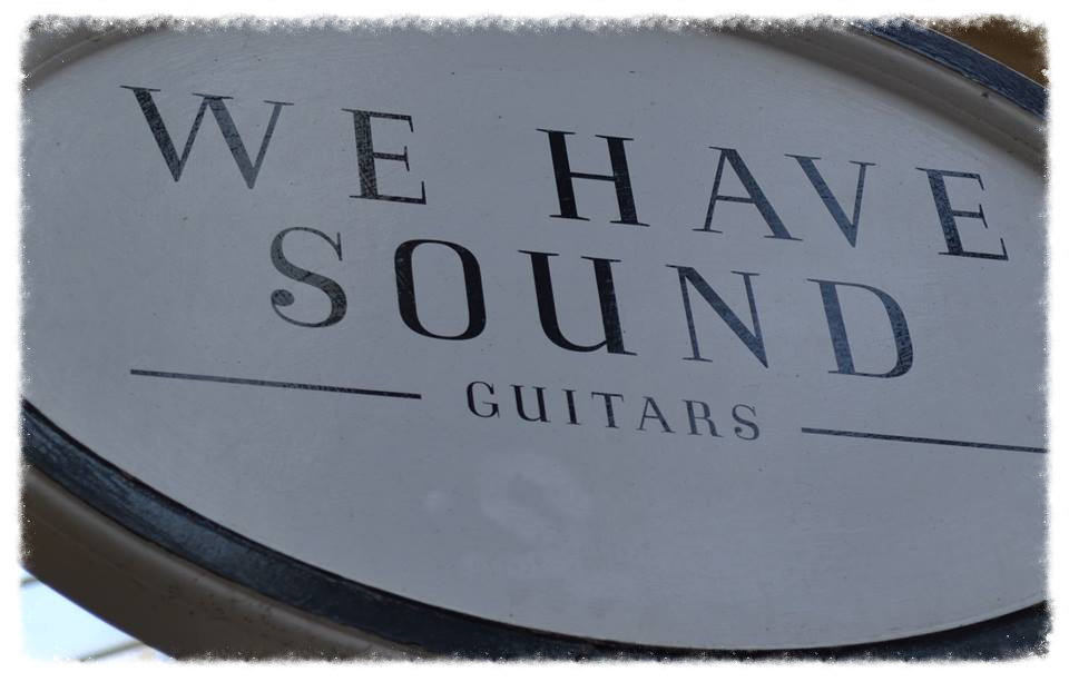 http://www.wehavesoundguitars.com   9 The Royal Arcade, Worthing, West Sussex BN11 3AY 01903 209088