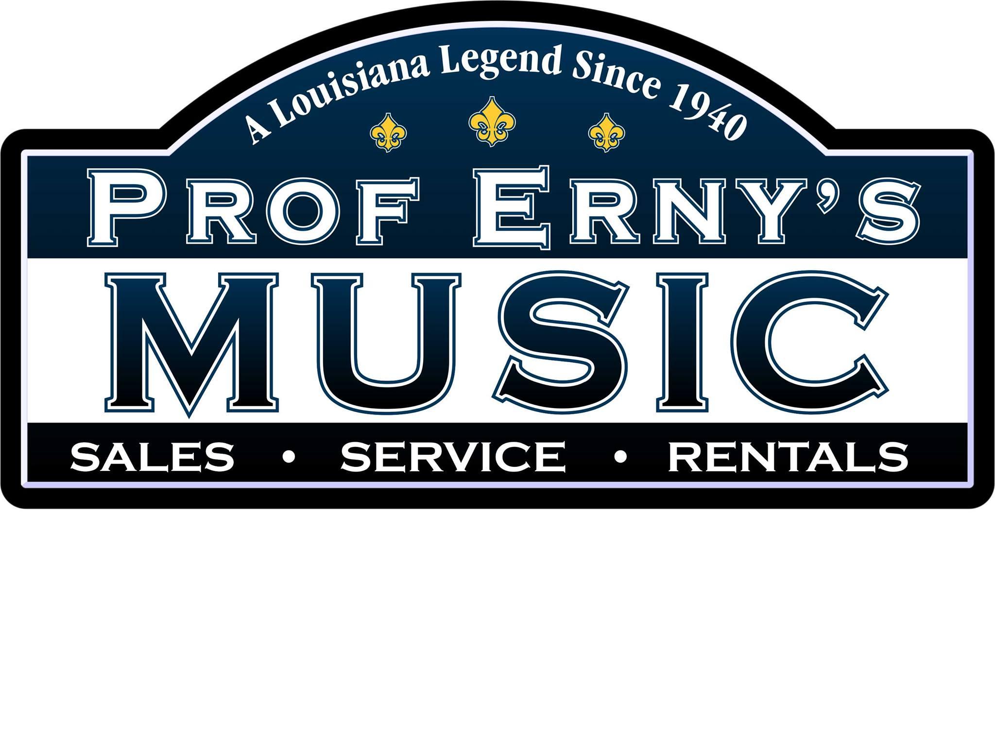 Prof Erny's