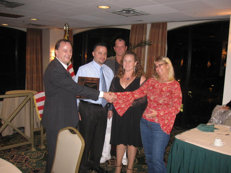 Outstanding Achievement Award Volusia County Property Appraises Abstracting and GIS Section.jpg