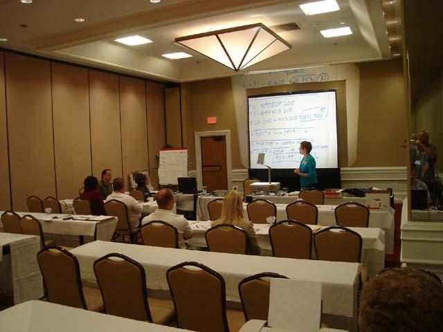 Ellen Edwards instructing part of FACM Course 2 preparation.jpg