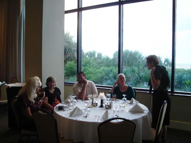 FACM Members before dinner.jpg