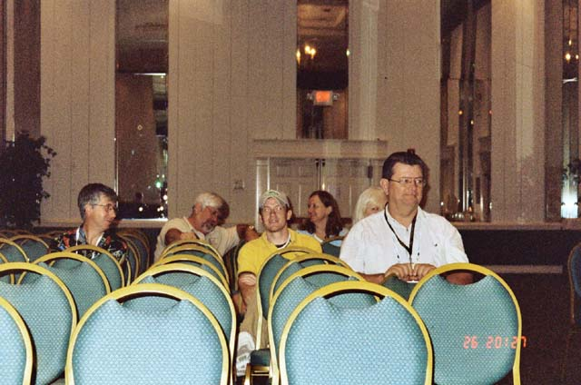Conference wrapup - Terry Armstrong, Billie Bernhardt and others.jpg