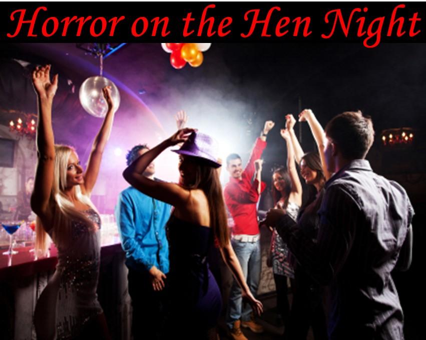 murder mystery hen night