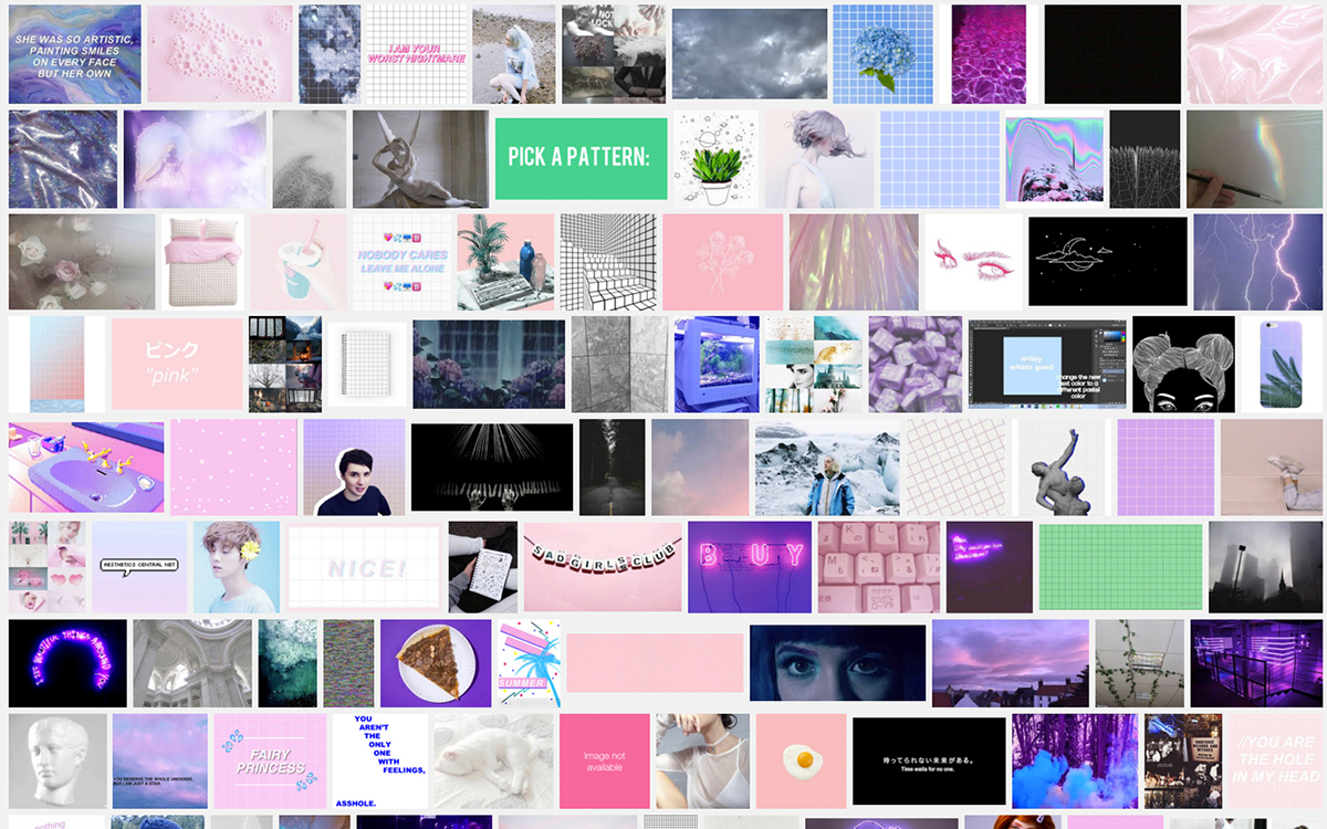 Tumblr Aesthetic on Google Images