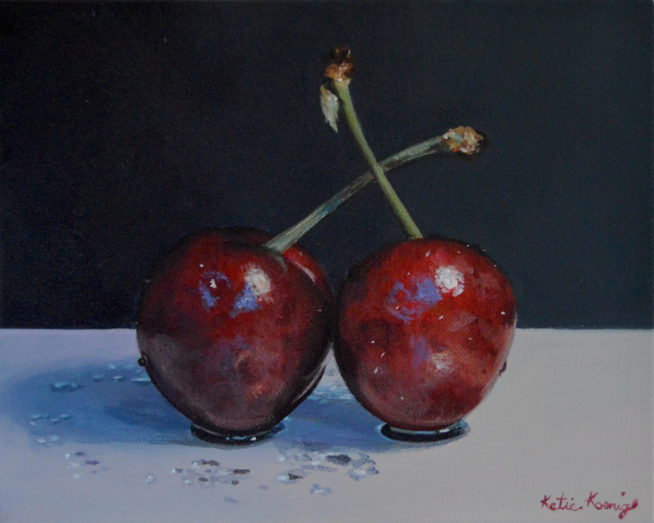 Tenderness of Cherries