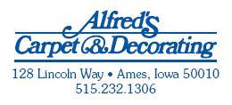 Beer Tent Sponsor |   Alfred's Carpet & Decorating