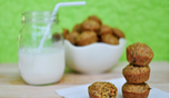 mini muffin zucchini bread