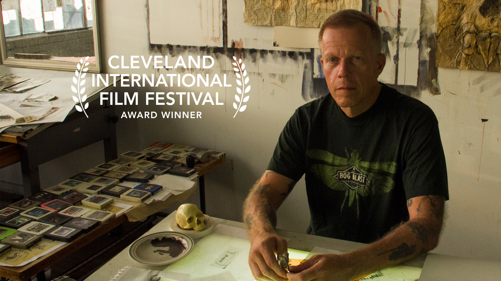 """""""Forced Perspective"""" took home the gold in the """"Local Heroes"""" competition at the 2015 CIFF."""