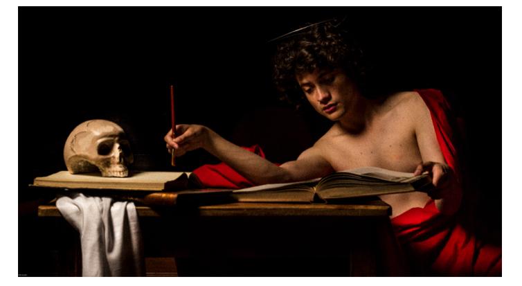 Lighting Reference - Caravaggio
