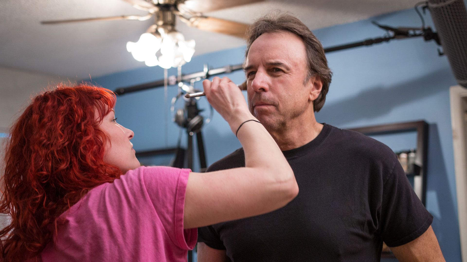 Hey I know that guy! Special cameo by Kevin Nealon. Photo Cred: Evelyn Stommel