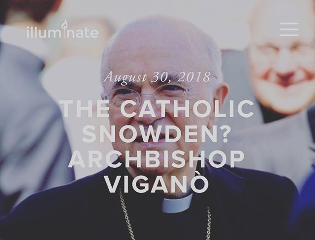 """""""We now have an Archbishop who courageously took a last stand against the devil within the Church. In result, he is now forever on the run, in fear for his life, and at best we have a divided response from our leadership?  Now is the time, more than ever, that we must stand united behind our true shepherds that will not settle for anything less than the truth that Christ has left for us in the beauty of his Church. This is a call in solidarity that the true Church will rise and the false will fall."""" #blog #catholic #church"""
