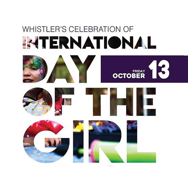 In celebration with International Day of the Girl, three exceptional women will share stories that celebrate power, creative voices and unique place of girls in this world. This amazing event is also a fundraiser for the Howe Sound Women's Shelter!! Tickets available from ticketzone.com/dayofthegirl #internationaldayofthegirl #girlpower #whistler . . . . . . #seatosky #girlsspeakup #whistlerevents #corridorlife #girlswhoshred #girlsbikesquamish #ridelikeagirl