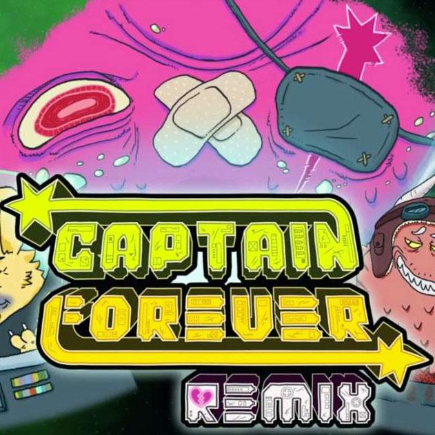 Captain Forever Remix (2015)
