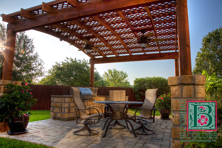 Dallas Outdoor Kitchen Builders | Outdoor Living Spaces ...
