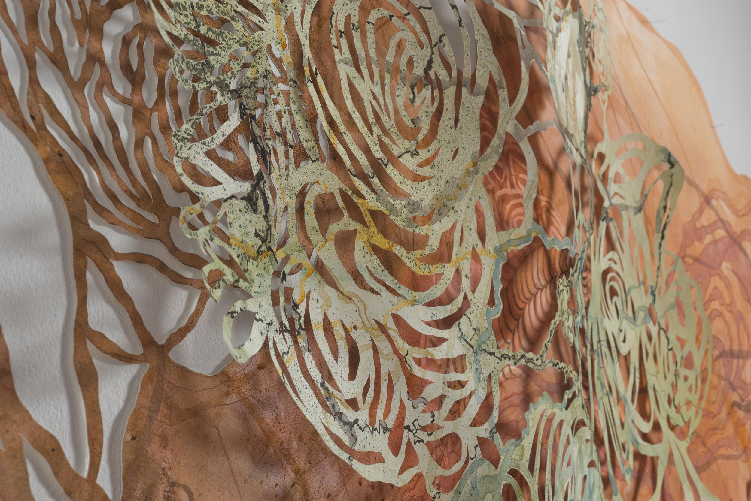 Fierce Beauty detail 1