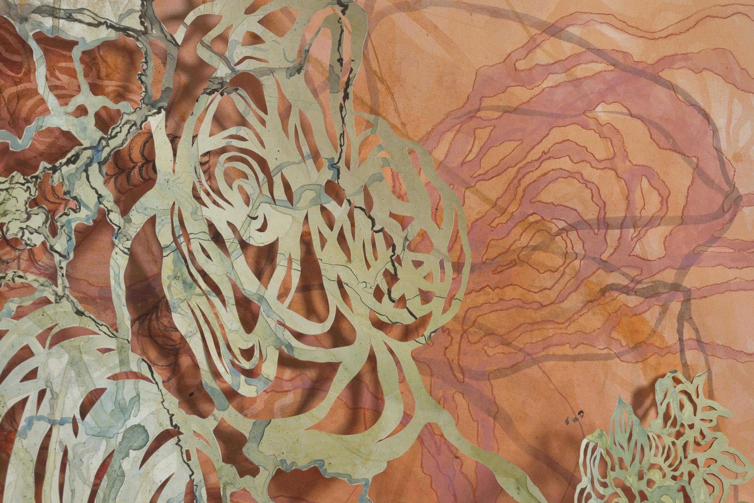 Fierce Beauty detail 2