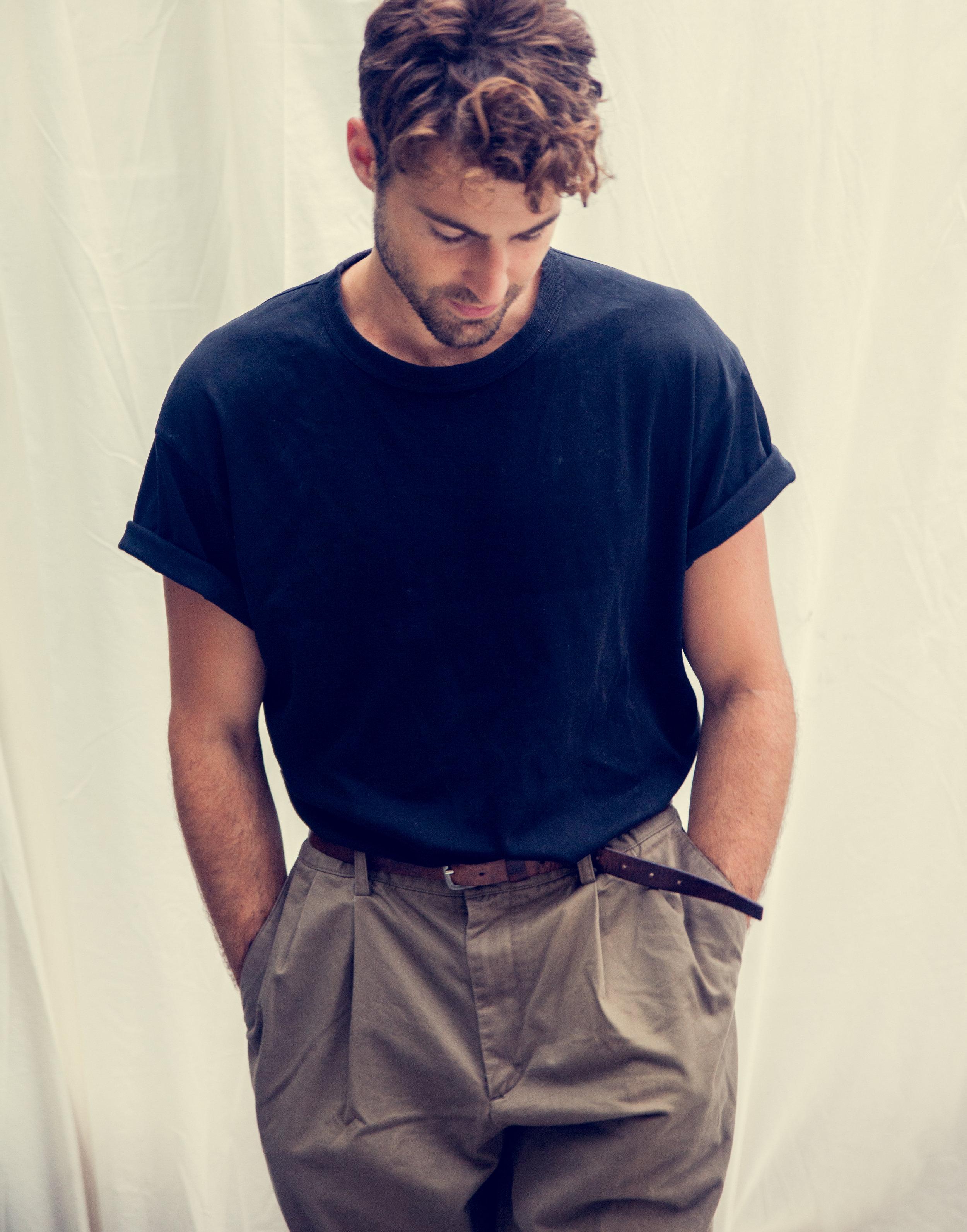Antonio Navas  FORD Models NY