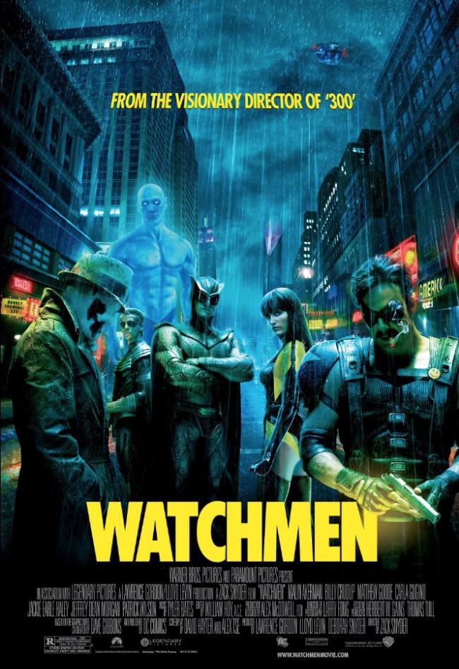 Watchmen - Warner Bros.