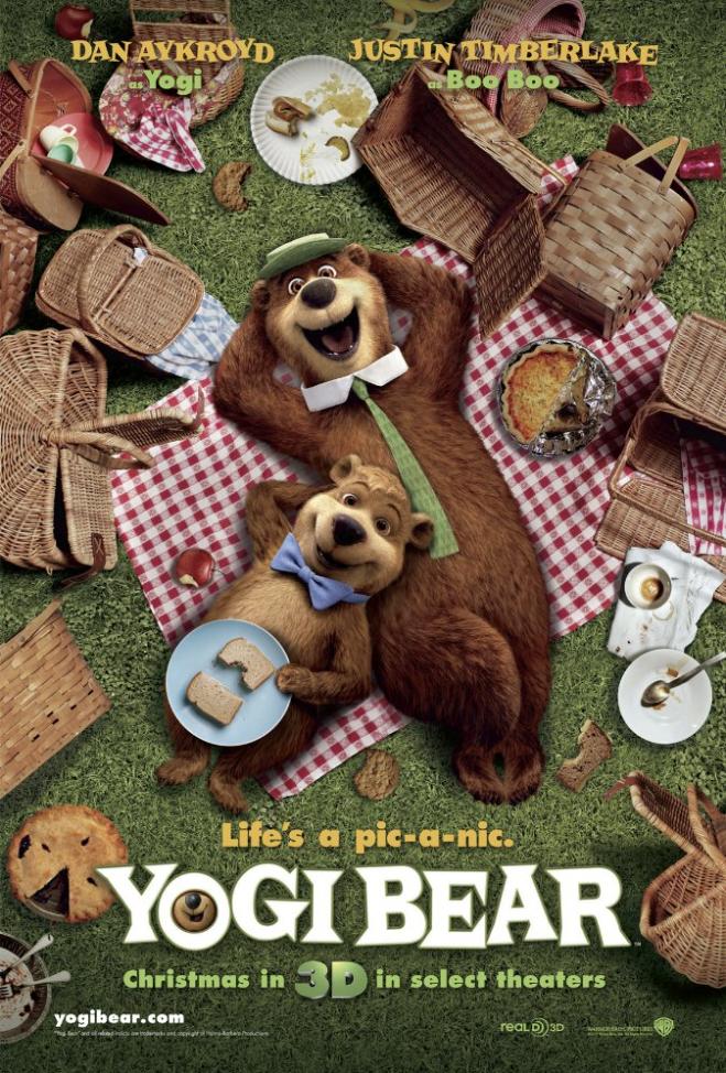 Yogi Bear - Warner Bros.
