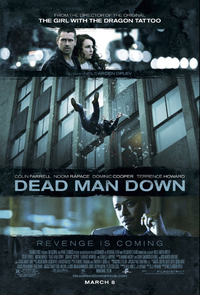 Dead Man Down - Sony Pictures