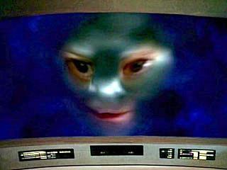 Screenshot form   Star Trek: The Next Generation .   Taken from  http://en.wikipedia.org/wiki/File:Nagilum.jpg#file