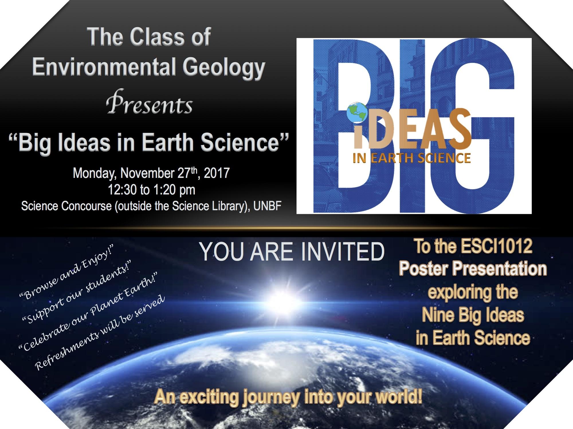 Invitiation to ESCI1012 poster presentation 2017 2.jpg