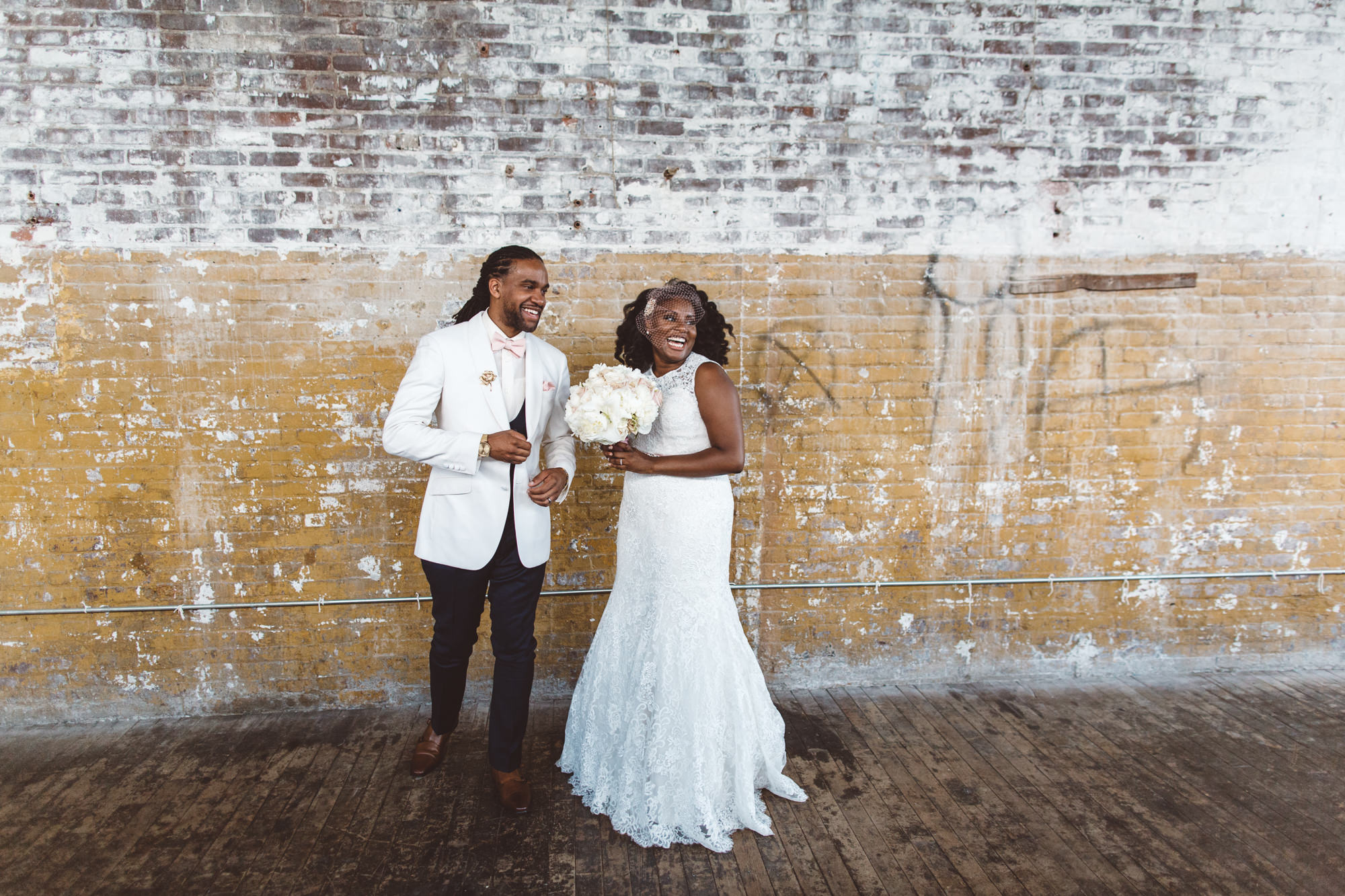 Dorian + Karis | Brooklyn, New York