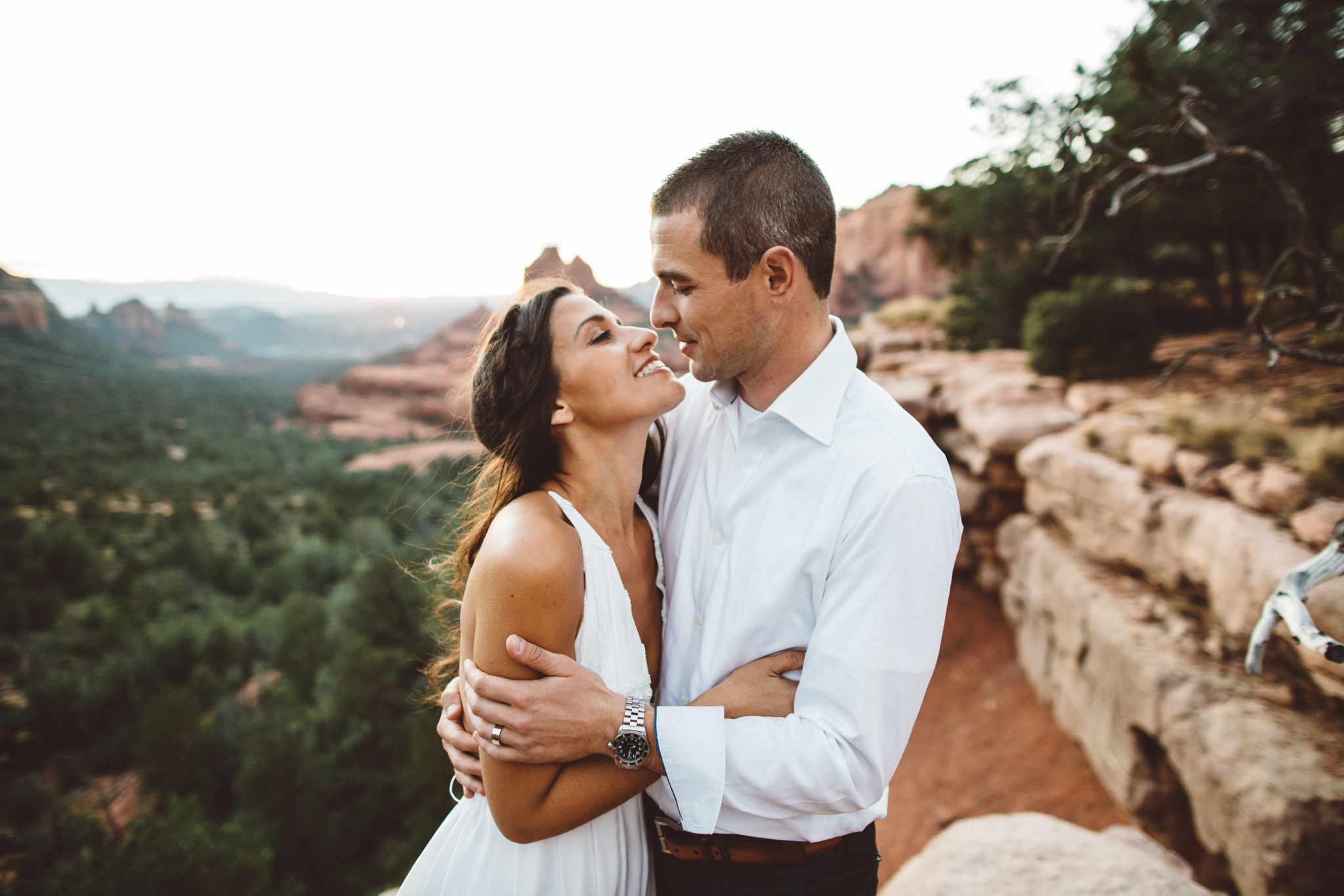 Christina + Tom | Sedona, Arizona Elopement