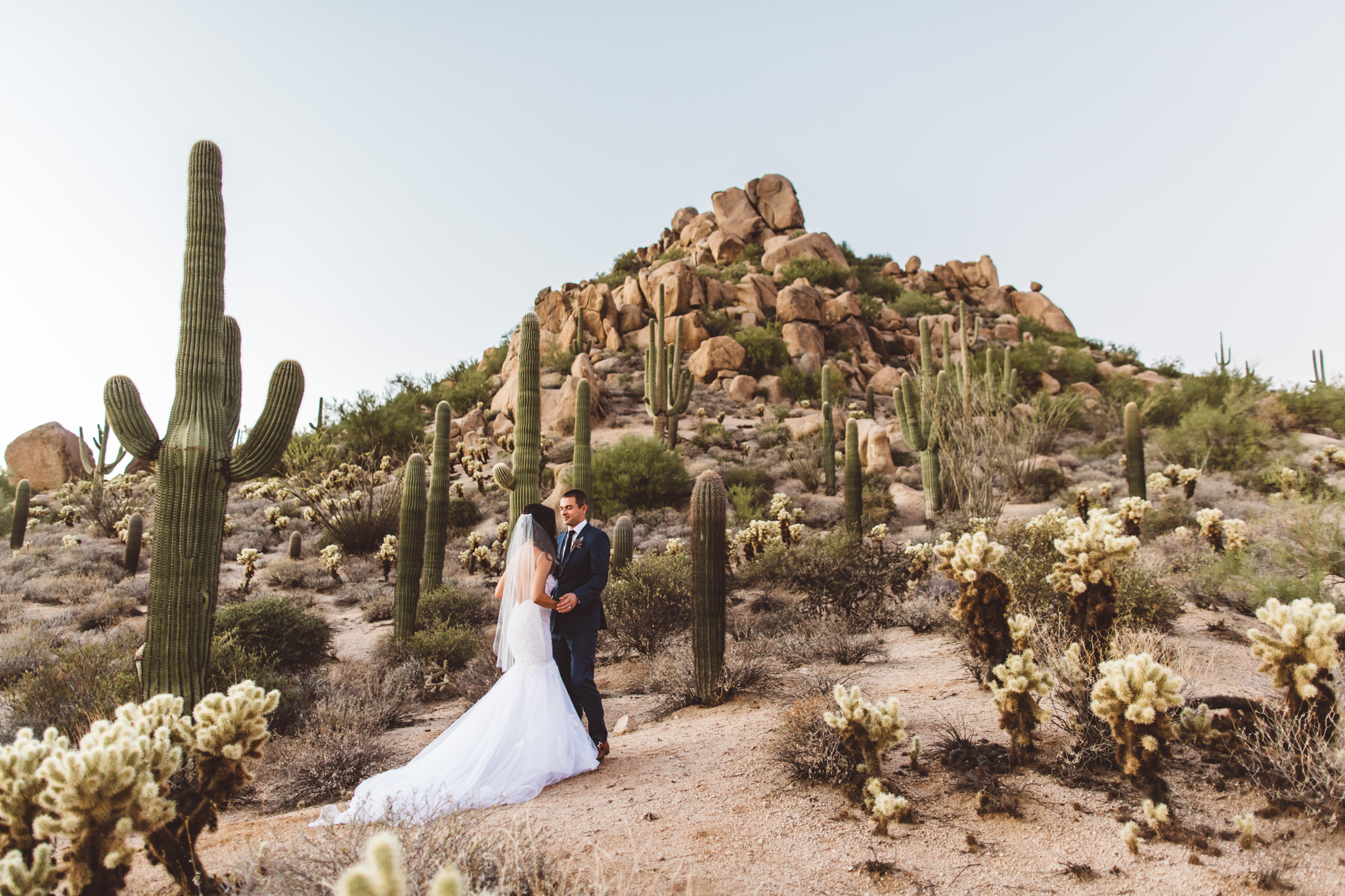 Tom + Christina | Scottsdale, Arizona