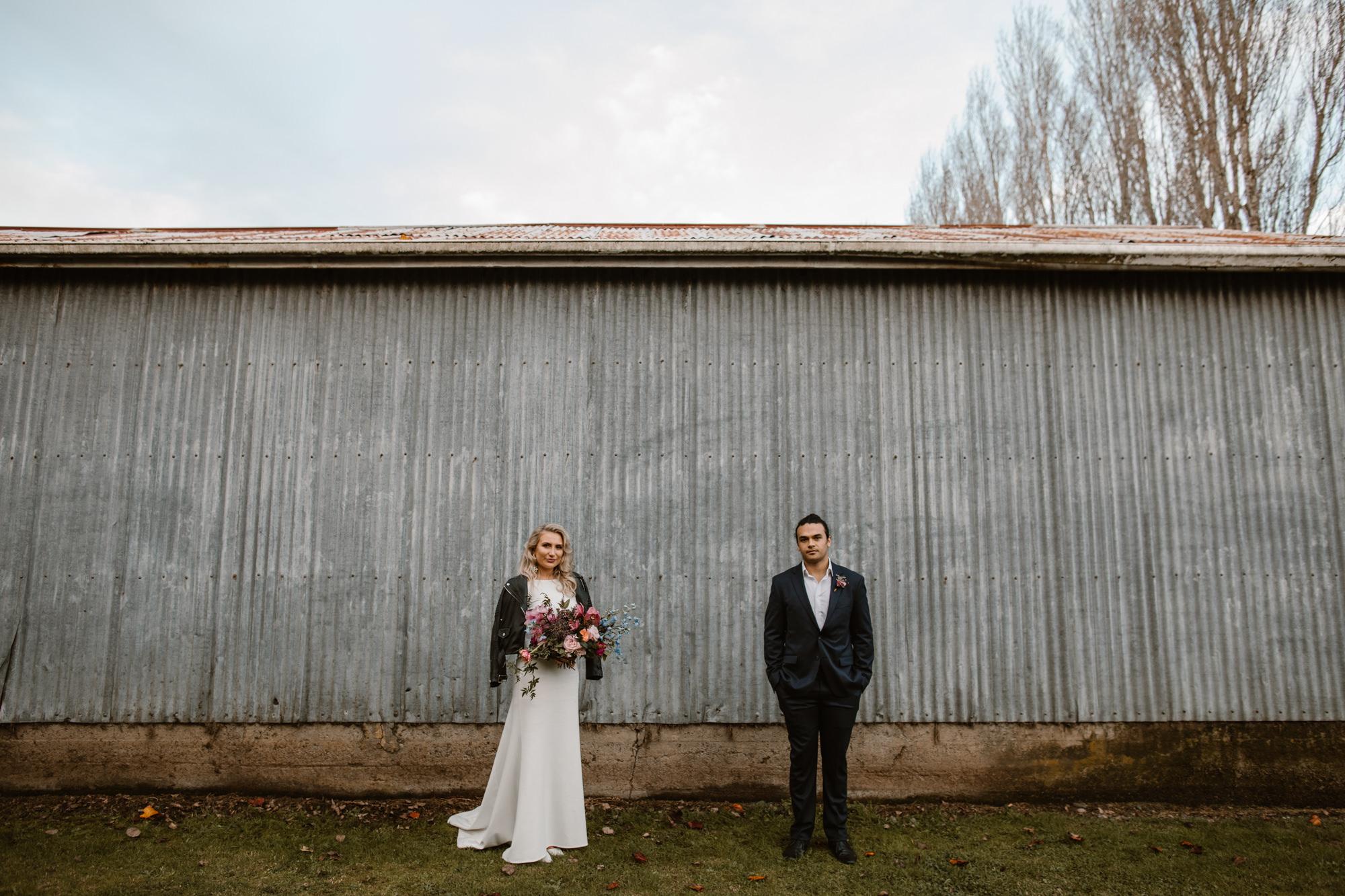 Eva + Winston   Coatesville Hall Wedding