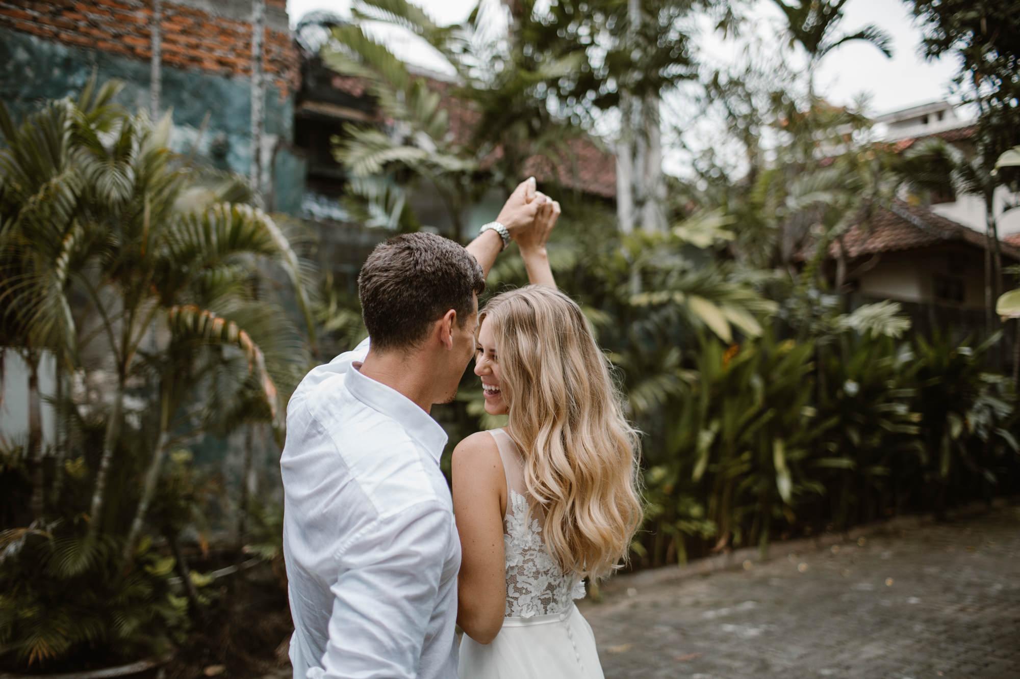 Chelsea + Grayson | Bali, Indonesia