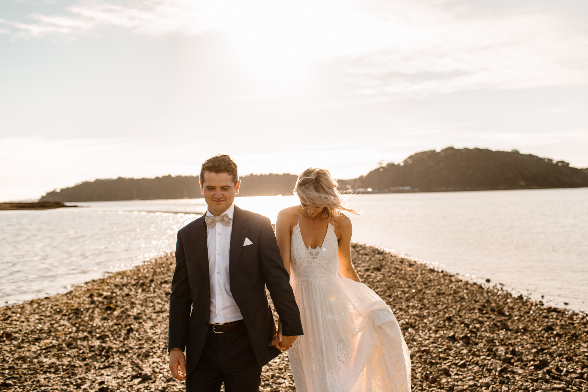 Jess + Cam | Honeymoon Bay, Waiheke Island
