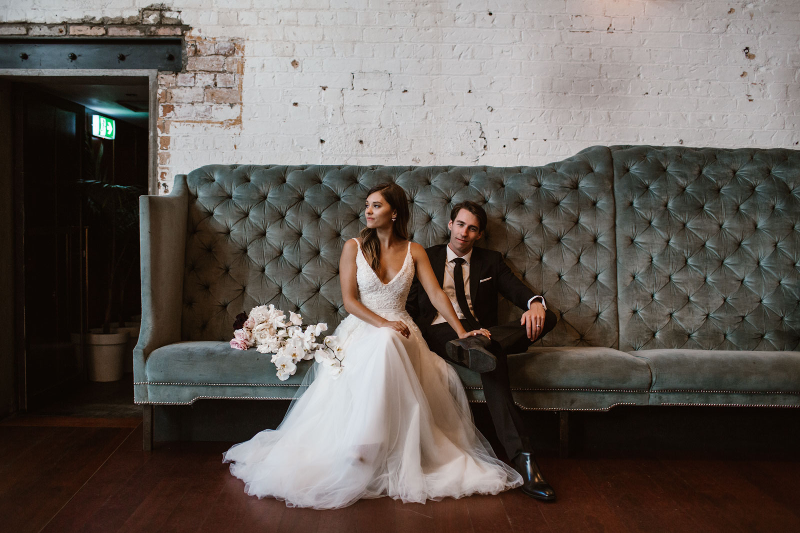 Oliver + Nikki | Everybody's Urban Wedding