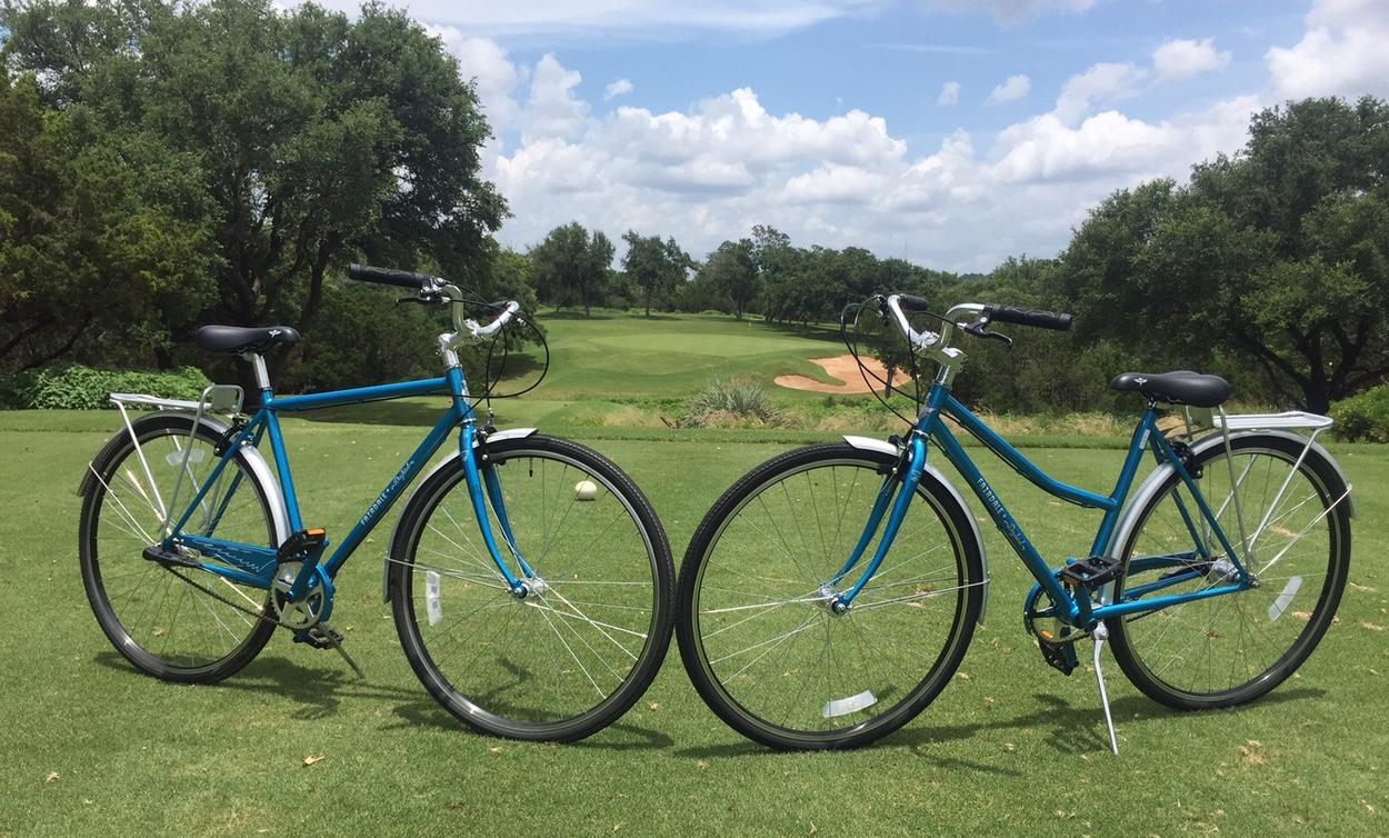 Bicycle Tourism Austin