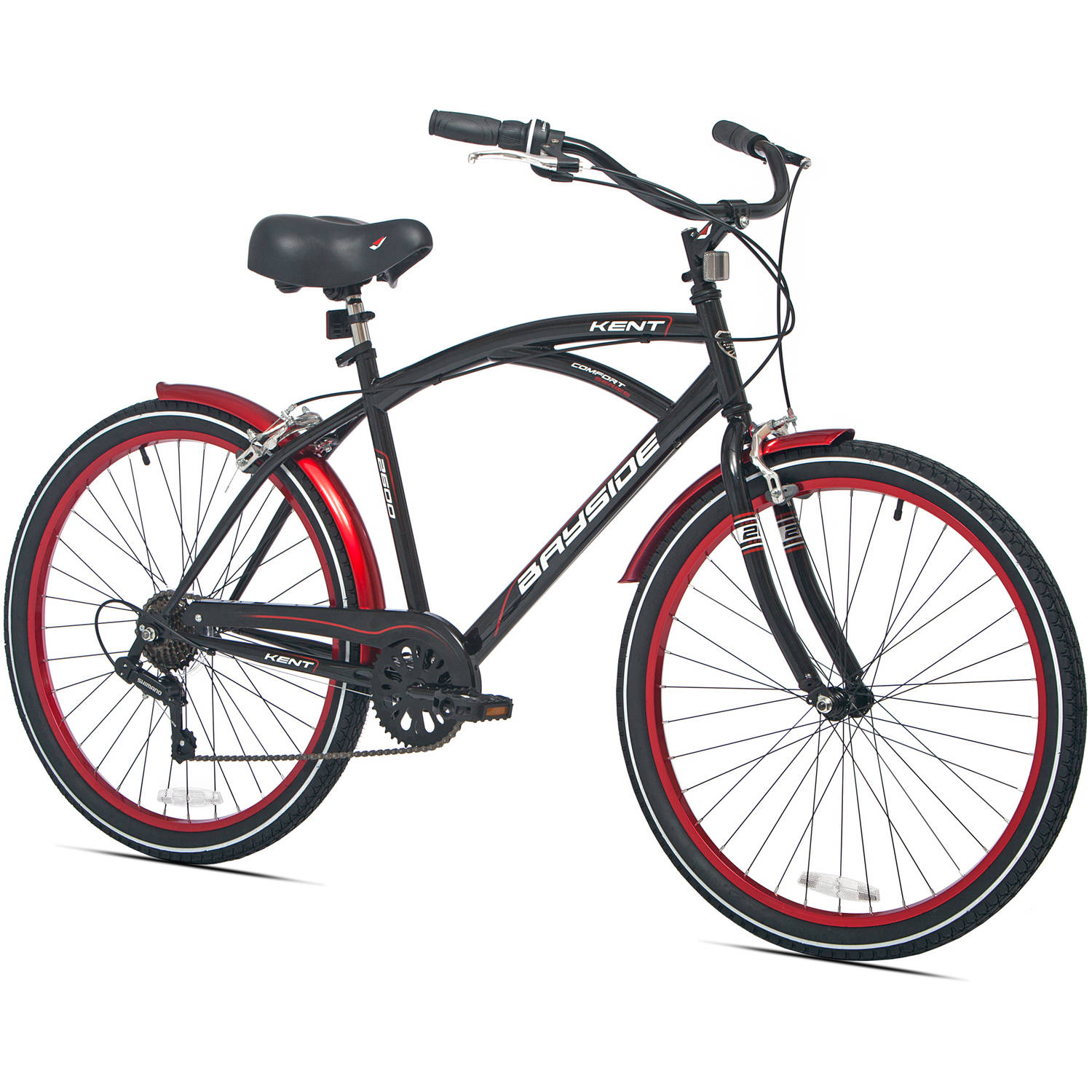 Source:  https://www.walmart.com/ip/26-Men-s-Kent-Bayside-Cruiser-Bike/47443494