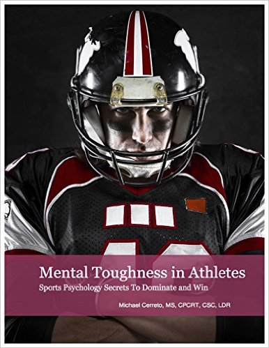 Book about sports psychology and mental toughness