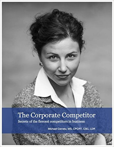 Book about corporate and business competitiveness