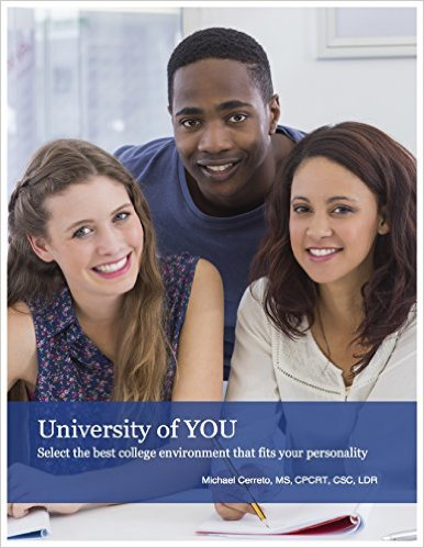 Book about finding the best college for you