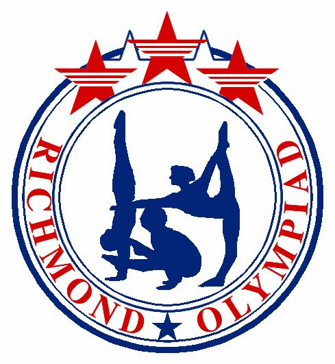 Richmond Olympiad gymnastics