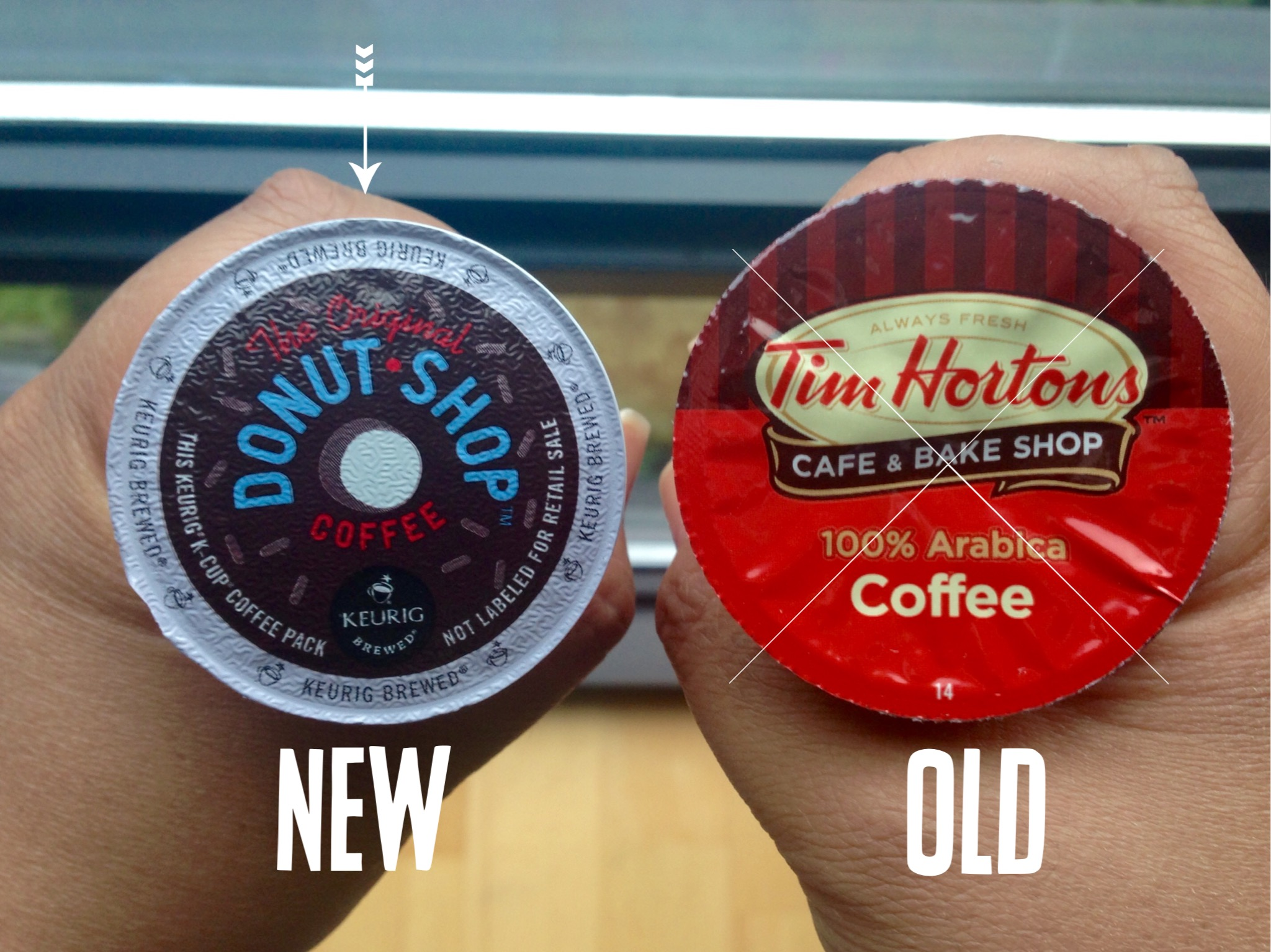 New K-Cups